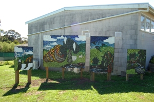 Hawkesdale Mosaic Complete
